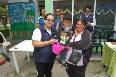Incentivos recibidos por los beneficiarios.